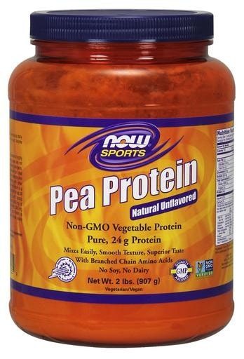 NOW Foods Pea Protein Powder 2lb