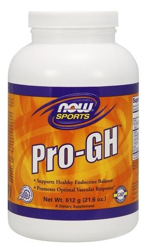 NOW Foods Pro-GH Powder 612g (21.6oz) - AdvantageSupplements.com