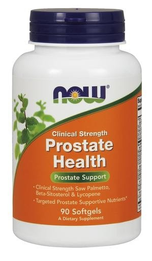NOW Foods Prostate Health 90softgels - AdvantageSupplements.com