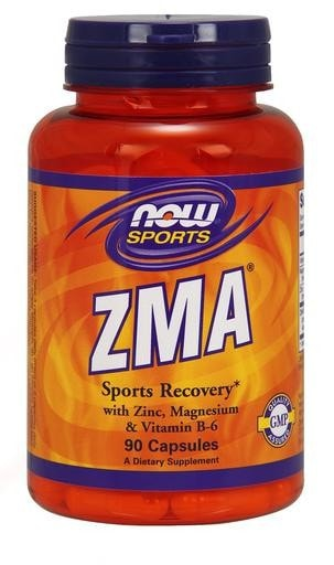 NOW Foods ZMA 90 caps - AdvantageSupplements.com