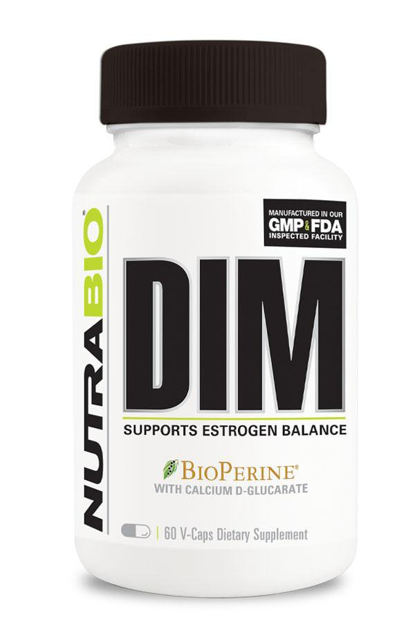 NutraBio DIM 60vcaps - AdvantageSupplements.com