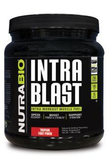 NutraBio IntraBlast 30 servings - AdvantageSupplements.com