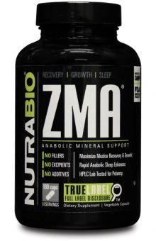 NutraBio ZMA 180caps - AdvantageSupplements.com