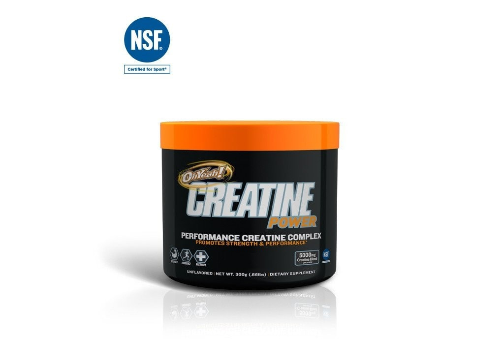 ISS Complete Creatine Power