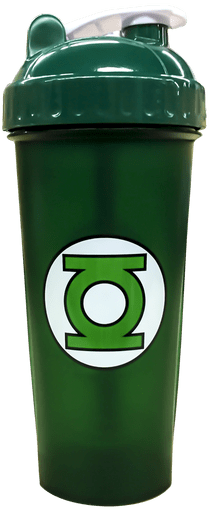 PerfectShaker Green Lantern 28oz Shaker Cup - AdvantageSupplements.com