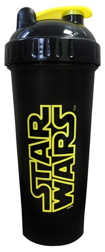 PerfectShaker Star Wars Series Star Wars Logo 28oz Shaker Cup - AdvantageSupplements.com