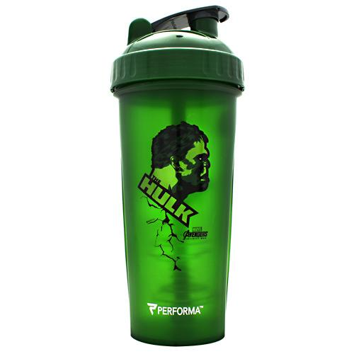 PerfectShaker Avengers Infinity War Series The Hulk 28oz Shaker Cup - AdvantageSupplements.com