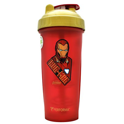 PerfectShaker Avengers Infinity War Series Iron Man 28oz Shaker Cup