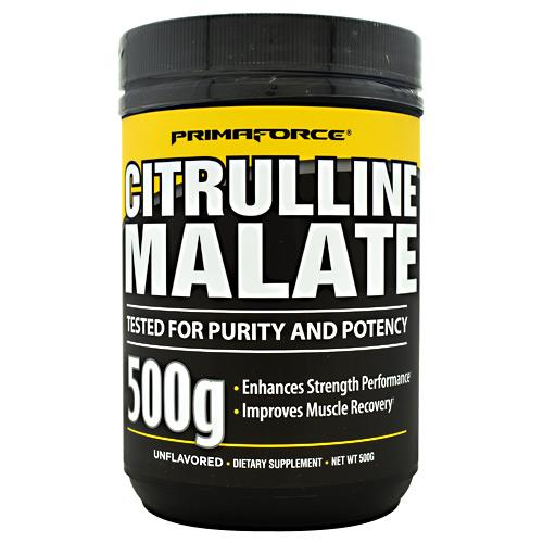 Primaforce Citrulline Malate 500gm (250 servings)