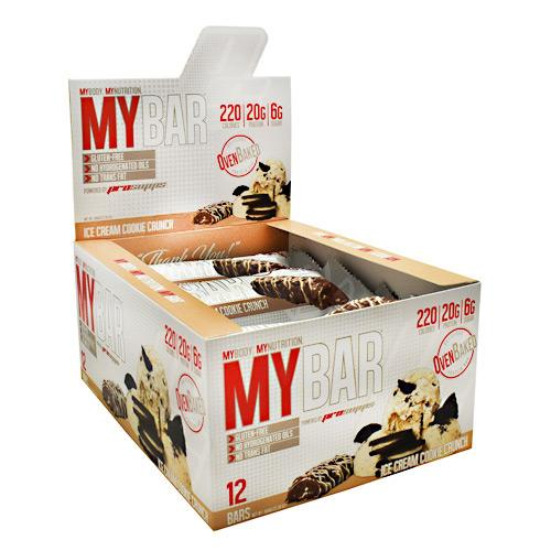 Pro Supps My Bar Protein Bar 12ct - AdvantageSupplements.com