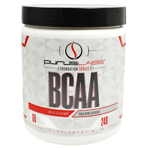 Purus Labs Foundation Series BCAA 240caps