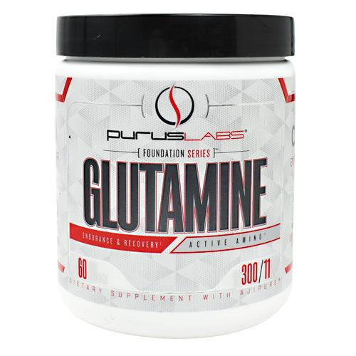 Purus Labs Foundation Series Glutamine (60 servings) - AdvantageSupplements.com