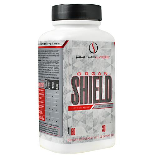 Purus Labs Organ Shield 60caps - AdvantageSupplements.com