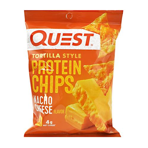 Quest Nutrition Tortilla Style Protein Chips (8 bags)