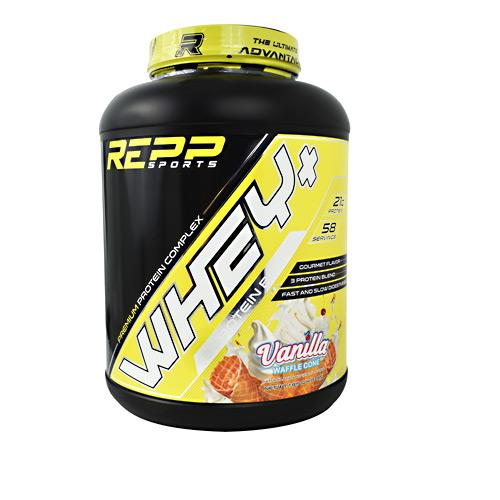 Repp Sports Whey+ Premium Protein 4lb - AdvantageSupplements.com