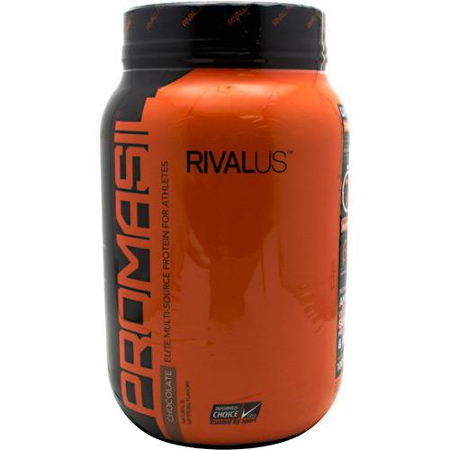 RIVALUS Promasil Protein Blend 2lb Chocolate (Expiration: 05/2018) - AdvantageSupplements.com