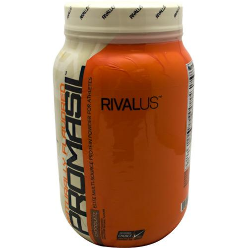 RIVALUS Promasil Naturally Flavored 2lb - AdvantageSupplements.com