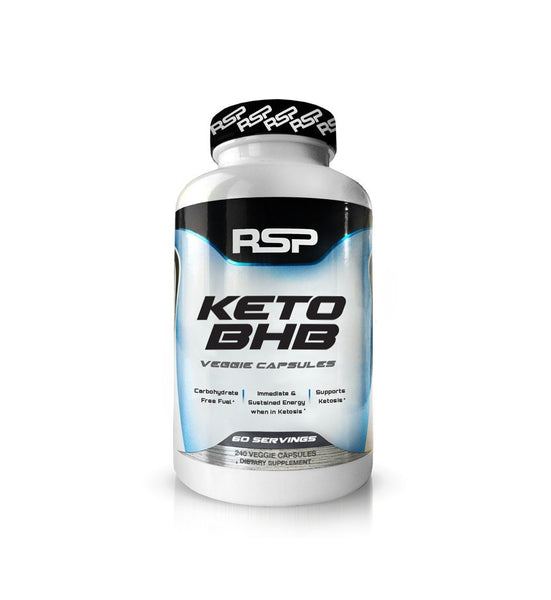 RSP Nutrition Keto BHB 240caps - AdvantageSupplements.com