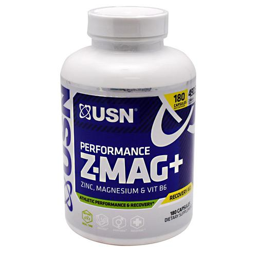USN Performance Z-Mag+ 180caps - AdvantageSupplements.com