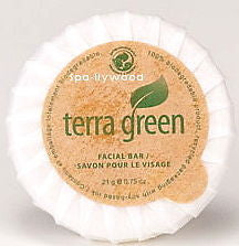 Terra Green face and body bar soap set of 6 - Spa-llywood