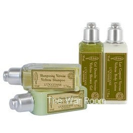 L'Occitane Verbena Travel set - Spa-llywood
