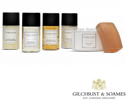 Gilchrist & Soames London Travel Gift Set - Spa-llywood