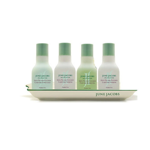 June Jacobs Bath Amenity Collection Travel Kit - Spa-llywood.com