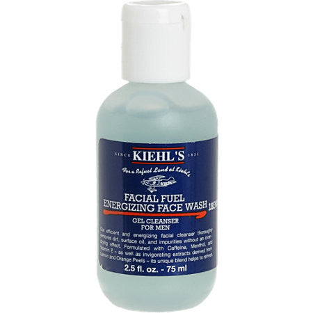 Kiehl's Facial Fuel Energizing Face Wash Travel Size - Spa-llywood