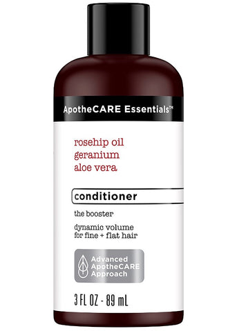 ApotheCARE Essentials The Booster Travel Shampoo and Conditioner - Spa-llywood.com