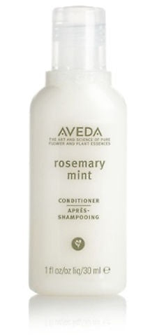 Aveda rosemary mint conditioner 6-pack travel size - Spa-llywood