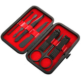 7 pcs Manicure Travel Kit - Spa-llywood.com
