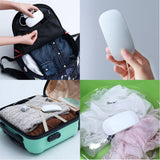 Portable Travel Ultrasonic Washing Machine - Spa-llywood.com