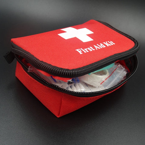 Travel First Aid Kit 11 Items/28 pcs - Spa-llywood.com