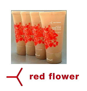 Red Flower Blood Orange Travel Set - Spa-llywood