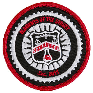 Elements of the Street (Iron On Patch)