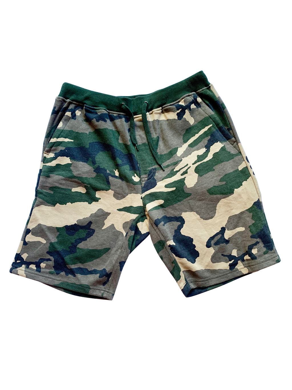 Compound Lightweight Jogger Shorts (Camo)