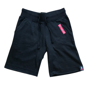 Compound Lightweight Jogger Shorts (Black)