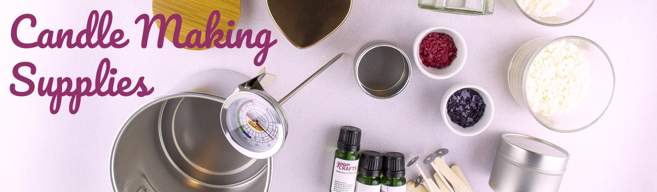 Candle Making Supplies | Your Crafts