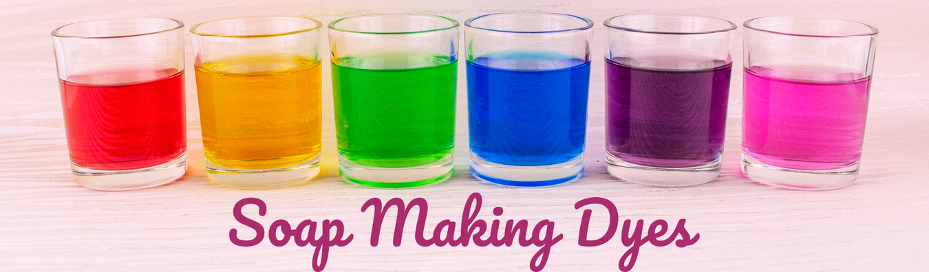 Soap Dyes & Colours | Your Crafts