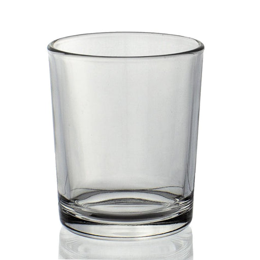 10cl Votive Glass - Clear - Your Crafts