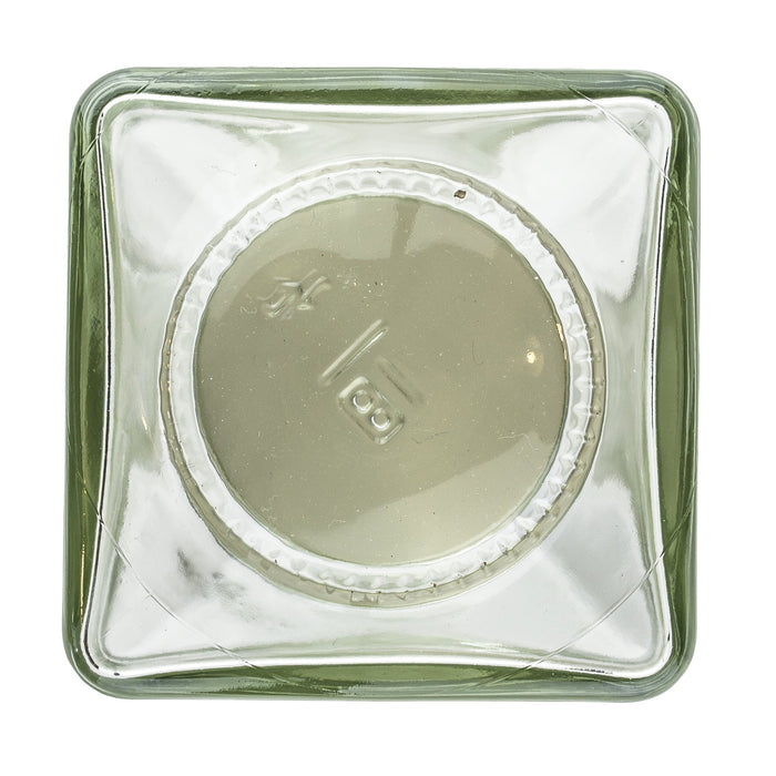 20cl Square Glass Jar - Your Crafts