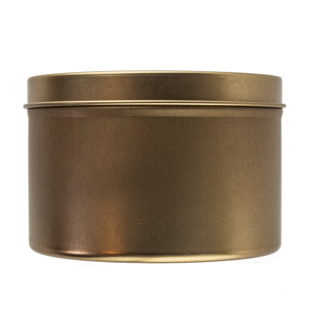 25cl Candle Tin - Rose Gold - Your Crafts