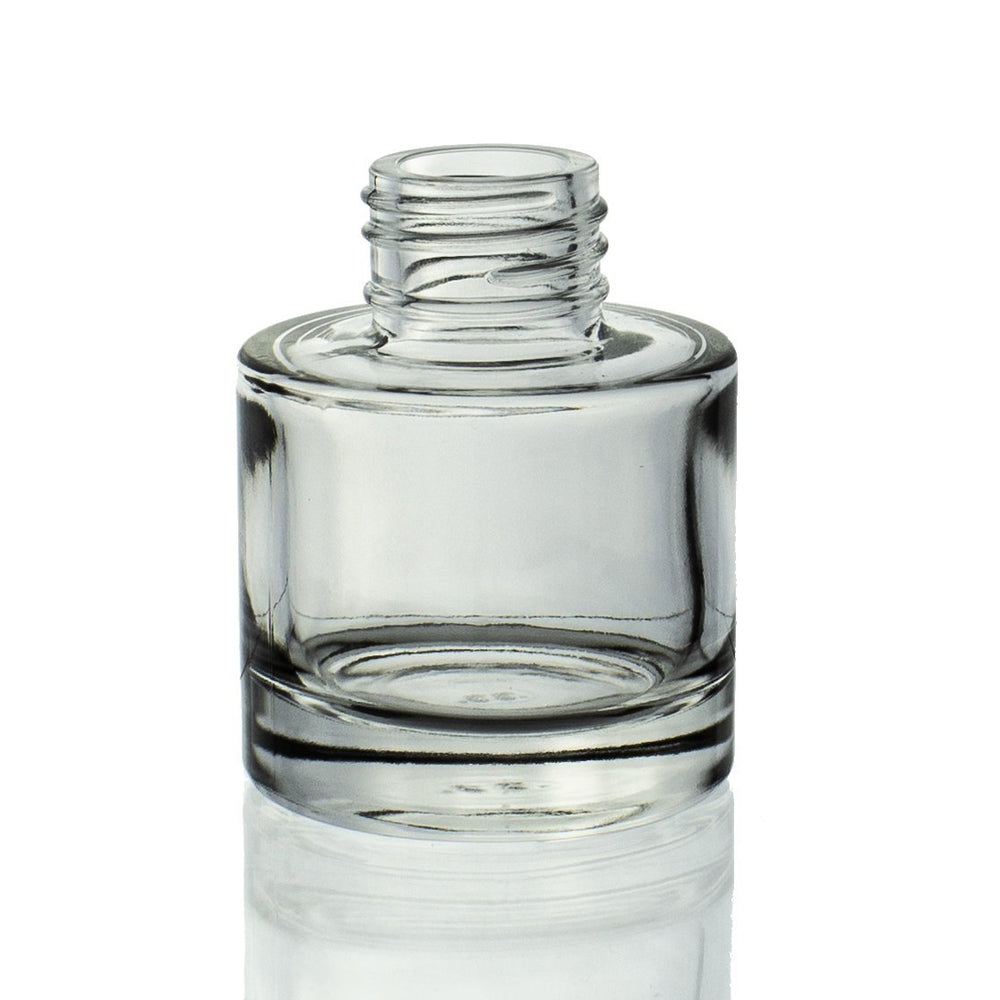 50ml Round Diffuser - Clear - Your Crafts