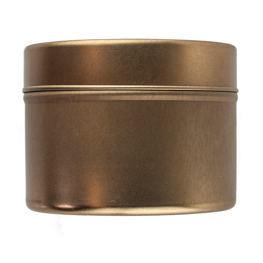 10cl Candle Tin - Rose Gold - Your Crafts