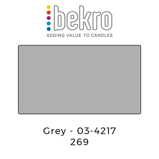 Bekro Dye 03-4217 Grey - Your Crafts