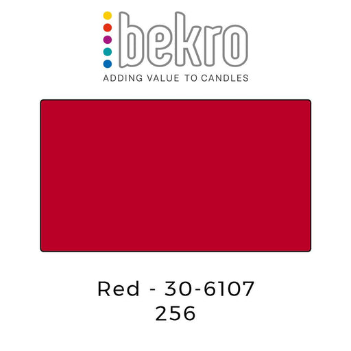 Bekro Dye 30-6107 Red - Your Crafts