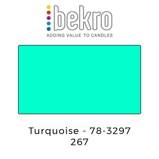 Bekro Dye 78-3297 Turquoise - Your Crafts
