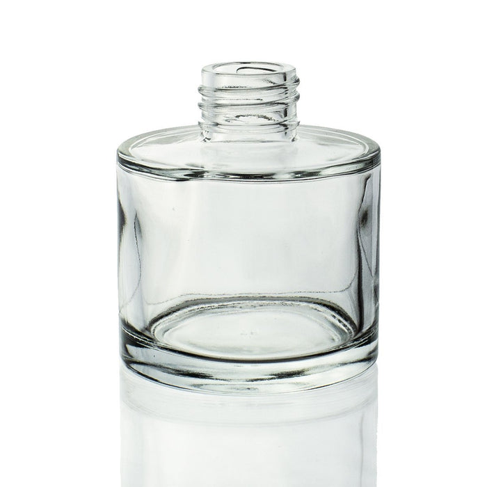 Diffuser Bottle Round 100ml - Clear - Your Crafts
