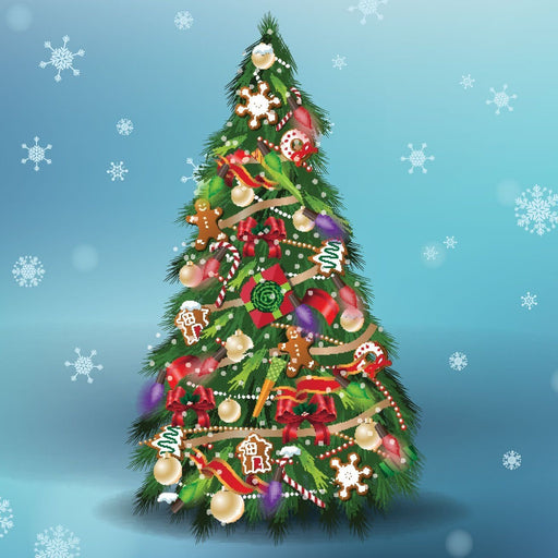 Festive Tree Fragrance Oil - Your Crafts