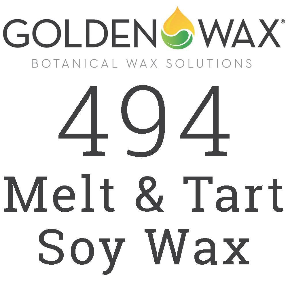 Golden Wax 494 Soy - Melt & Tart Soy Wax - Your Crafts